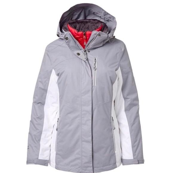 Gerry Weber Jackets & Blazers - Gerry Women's Bella 3-In-1 Systems Hooded Jacket